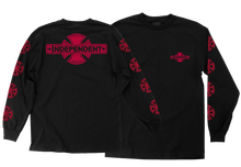 Independent Cross Fill Long Sleeve Shirt (Available in 2 Colors)
