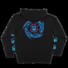 Santa Cruz Speed Wheels Faces Hooded Sweatshirt (Black)