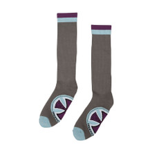 Independent Truck Co. Chroma Tall Socks - 1 Pair Pack (Charcoal)