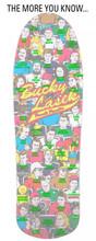 "Powell Peralta Bucky Lasek Stadium Old School Reissue Deck 10"" x 31.5"""