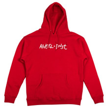 Thrasher Angel Dust Hooded Sweatshirt (Red)