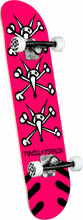 """Powell Peralta Vato Rats Pink Complete Skateboard 7.0"""" X 28"""""""