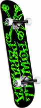 "Powell Peralta Vato Rat Leaves Complete Skateboard 7.5"" X 28.65"""