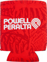 Powell Peralta Winged Ripper Red Koozie