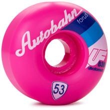 Autobahn Torus Ultra LE Wheels 53mm Pink (Set of 4)