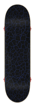 "Santa Cruz Flame Dot Micro Complete Skateboard 7.5"" x 28.25"" FREE USA SHIPPING"