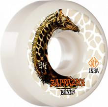 BONES WHEELS PRO STF Skateboard Wheels Zaprazny Giraffe II 54mm V5 Sidecut 99a 4pk