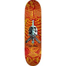 """Powell Peralta Rodriguez Skull & Sword Deck 8.0"""" x 31.45"""""""