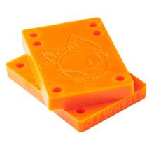 "OJ Juice Cubes Riser Pads 3/8"" (Orange)"