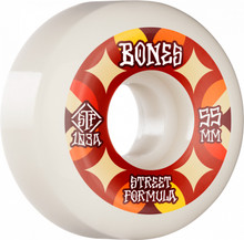 BONES WHEELS STF Skateboard Wheels Retros 55 V5 Sidecut 103A 4pk