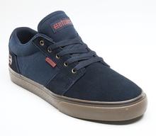 Etnies Barge LS Shoes (Navy/Gum/Gold)