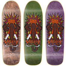 New Deal Mike Vallely Mammoth Old School Reissue Deck