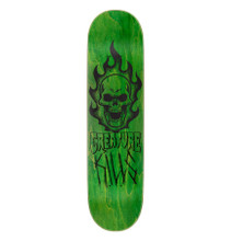 "Creature Bonehead Kills Deck 8.25"" x 32.04"""