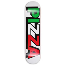 Pizza Team Tri-Logo Deck 8.12""
