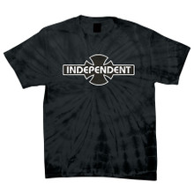 Independent Truck Co. O.G.B.C. T-Shirt (Spider Black)