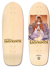 Madrid x Jim Henson's The Labyrinth Poster Marty Deck 9.5""