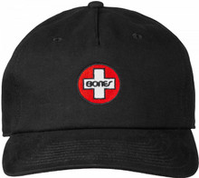 Bones Bearings Dad Hat (Black)