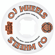 OJ Team Line Original Mini Combo Wheels 56mm/101a (Set of 4)
