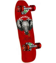 """Powell Peralta Mike Vallely Baby Elephant Mini Complete 8.0"""" x 26.06"""""""