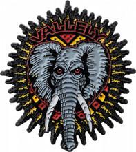 Powell Peralta Vallely Elephant Lapel Pin