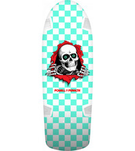 """Powell Peralta Old School OG Ripper Re-Issue Deck Checker Mint 10"""" x 30"""""""