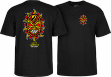 Powell Peralta Nicky Guerrero Mask T-Shirt (Available in 5 Colors)