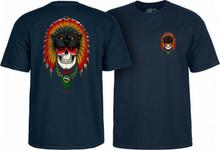 Powell Peralta Kelvin Hoefler Skull T-Shirt (Available in 5 Colors)