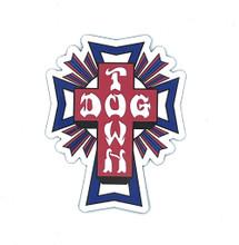 Dogtown Skates Cross Logo USA Magnet