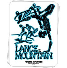 The Bones Brigade Mountain Sticker