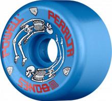 Powell Peralta Blue G-Bones Wheels 64mm/97a
