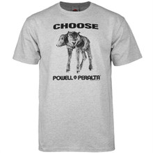 Powell Peralta Old School Choose Re-Issue T-Shirt (Available in 4 Colors)