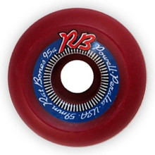 Old School NOS Powell Peralta Rat Bones Wheels Red 59MM/95A