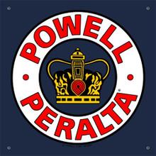 Powell Peralta Supreme Banner