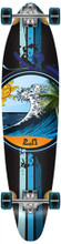 """Punked Wave Kicktail Complete 10"""" X 40"""""""