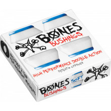 Bones Hardcore Bushings Soft White Set
