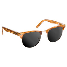 Glassy Morrison Honey Sunglasses