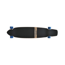 "Gravity Film Strip Complete Longboard 9.5"" X 43"" FREE USA SHIPPING"