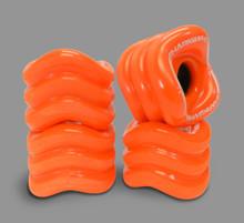 Shark Sidewinder 70mm 78a Wheels Orange (Set of 4)