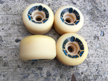 Old School NOS Santa Cruz OJII Street Razor Wheels 60mm 92a