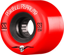 Powell Peralta G-Slides 59mm 85a Red Wheels 4 pk