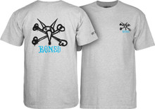 Powell Peralta Old School Rat Bones T-Shirt (Available in 5 Colors)