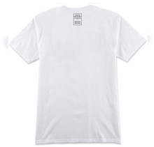Prime Heritage Bowie Tribute Gonz T-Shirt White