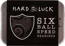 Hard Luck Hard Six Ball Speed Bearings