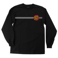 Santa Cruz Classic Dot Long Sleeve Shirt (Available in 2 Colors)