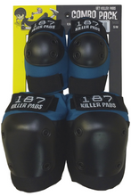 187 PADS COMBO SET SLATE BLUE