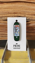 Prime Jason Lee Gonz Bowie Board Pin Green