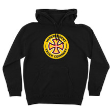 Independent Combo T/C Pullover Hooded Sweatshirt (Available in 2 Colors)
