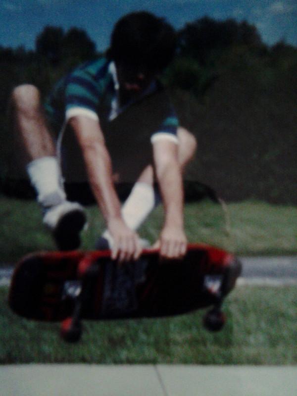 Where's My Skateboard?