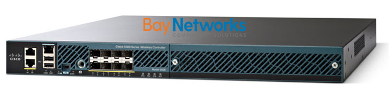 Cisco AIR-CT5508-25-K9 5500 Series Wireless Controller