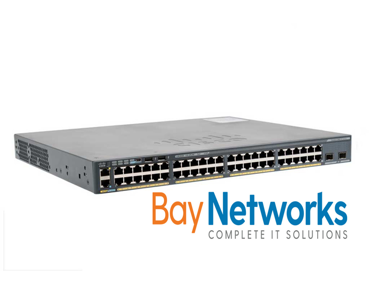 Cisco WS-C2960X-48FPD-L Catalyst 2960-X Series Switch